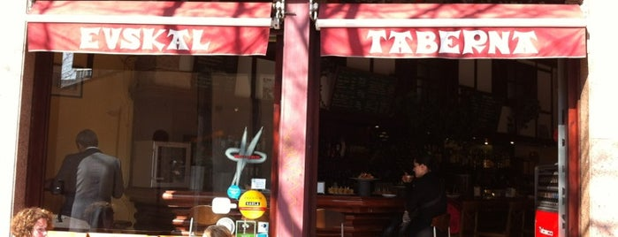 Zarautz Taberna Vasca is one of RESTAURANTS PENDENTS.