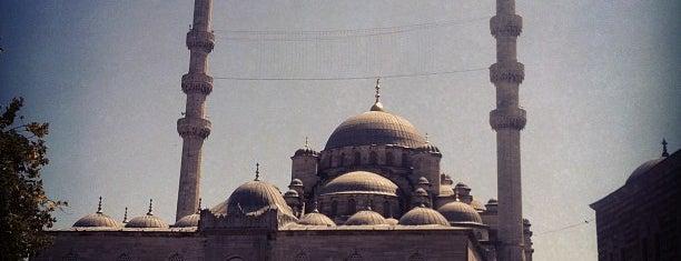 Eminönü is one of Istanbul - En Fazla Check-in Yapılan Yerler-.