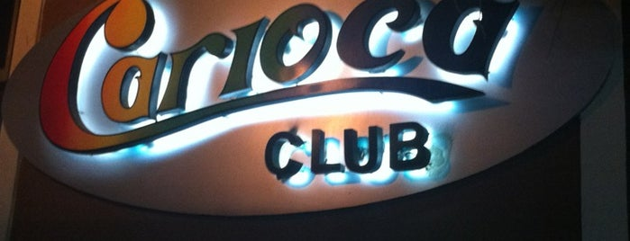 Carioca Club is one of Todo dia?.