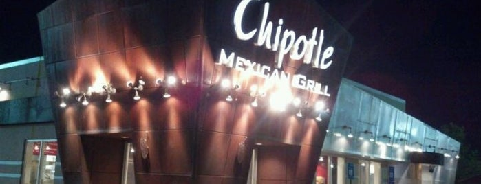 Chipotle Mexican Grill is one of ALL TIME FAVORITES.