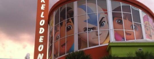 Nickelodeon Suites Resort is one of FUN.
