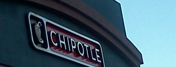 Chipotle Mexican Grill is one of PHX Latin Food in The Valley.