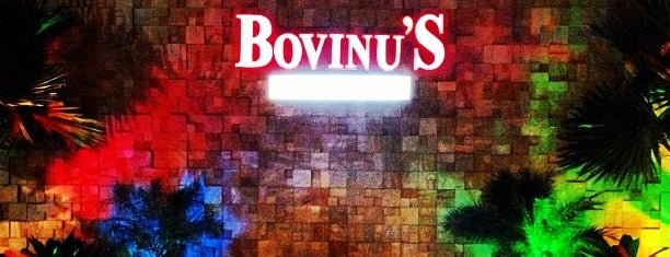 Bovinu's is one of Restaurantes.