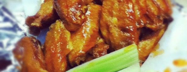 Luigi Ortega's is one of Favorite Food.