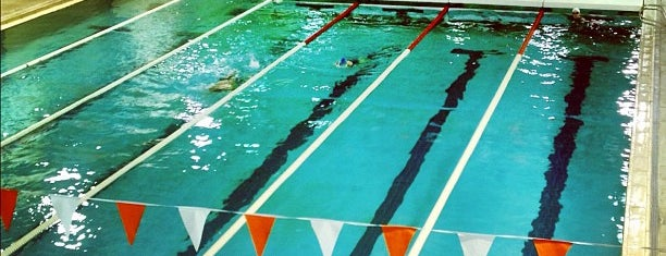 Meadowbrook Aquatic And Fitness Center is one of Random.