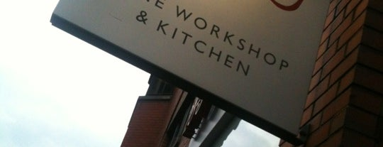 28-50 Wine Workshop & Kitchen is one of London Wine Bars.