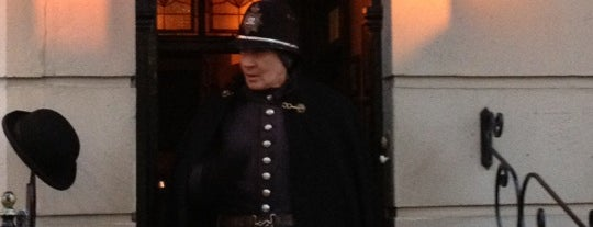 The Sherlock Holmes Museum is one of London's best unsung museums.