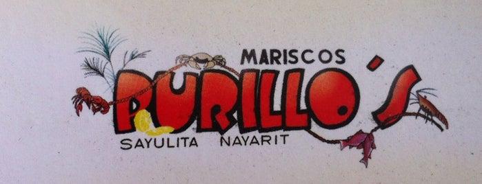 Mariscos Purillo's is one of Lo mejor de Sayulita, NAY.
