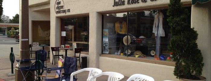 Ojai Coffee Roasting Co. is one of Work.