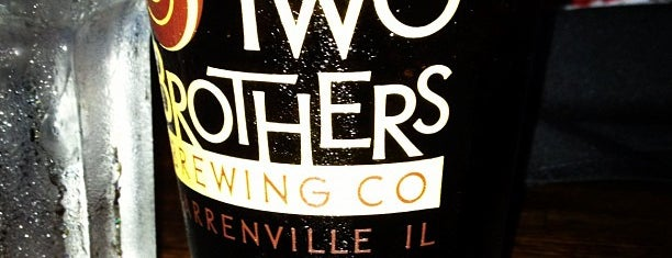 Two Brothers Roundhouse is one of Favs.