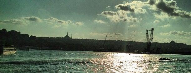 Galata Köprüsü is one of Istanbul City Guide.
