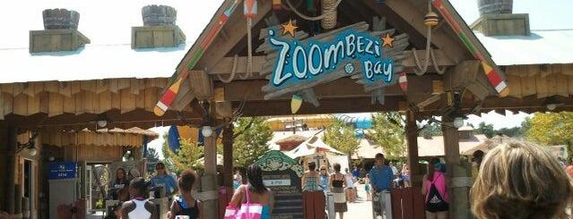 Zoombezi Bay is one of The Buckeye Bucket List.