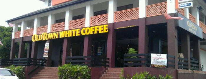 OldTown White Coffee is one of Makan @ Utara #2.