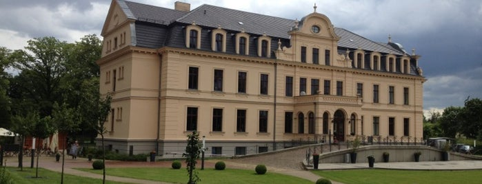 Schloss Ribbeck is one of Brandenburg Blog.