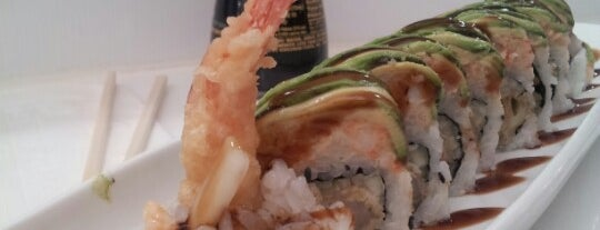 Kido Sushi is one of Queens Center Mall.