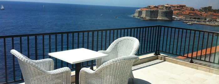 Excelsior Hotel Dubrovnik is one of Getaway | Hotel.