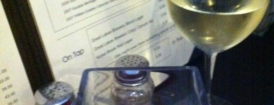 August Restaurant is one of Bucket.