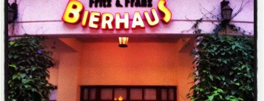 Fritz & Franz Bierhaus is one of Lukas' South FL Food List!.