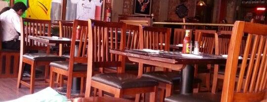Mulligan's Pub & Grill is one of Ecuador best spots.