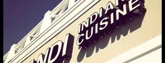 Haandi Fine Indian Cuisine is one of Interesting Restaurants.