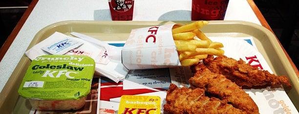 KFC is one of London.