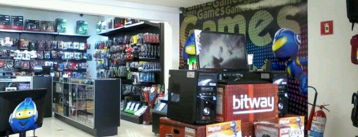 Digital Tiger is one of Fátima.