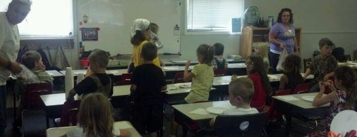 Cowee Elementary School is one of Favorites.