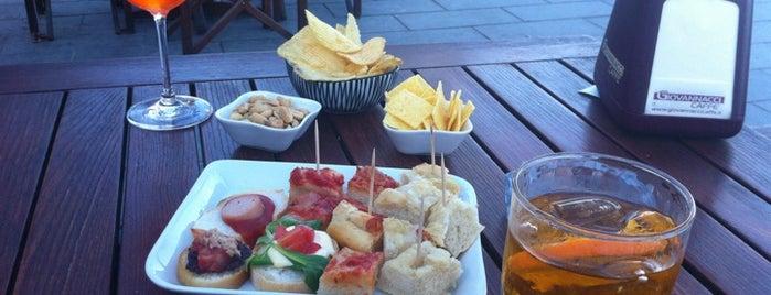 Bar Enoteca Oliver's Pub is one of quando vado in liguria....