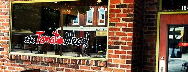 Tomato Head is one of Favorite Restaurants.