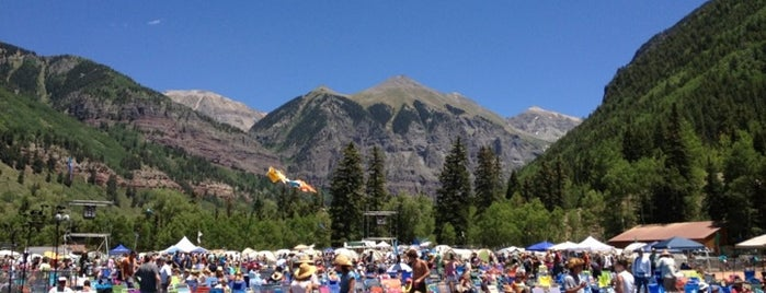 Telluride Bluegrass Festival is one of Bing's Ultimate Music Festival Guide.