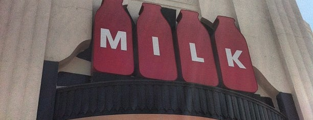 Milk is one of favorites / los angeles *old*.