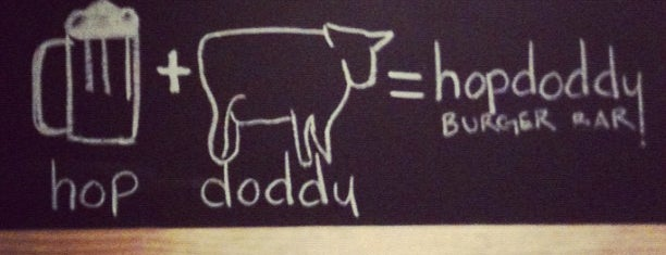 Hopdoddy Burger Bar is one of Austin Eateries.