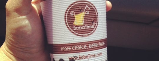 It's Boba Time is one of FOOOOOD!.