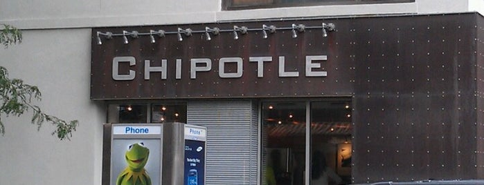 Chipotle Mexican Grill is one of Favorite Restaurant in NYC PT.2.