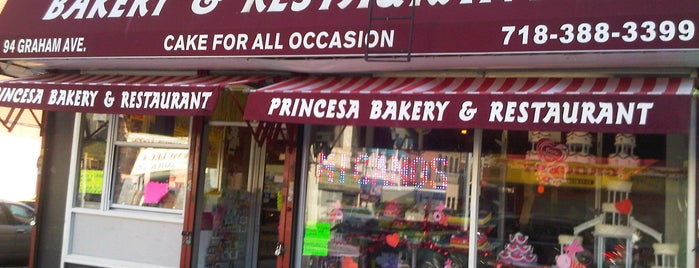 Princessa Bakery is one of Favorite Restaurant In NYC.