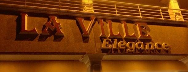 La Ville Elegance is one of Top picks for Restaurants.