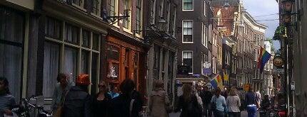 'Skek is one of Amsterdam.