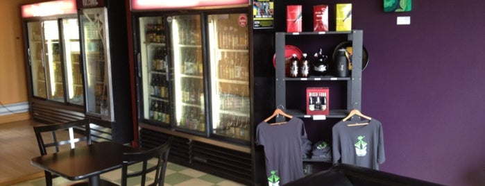 Volcanic Bottle Shoppe is one of Heading to Hood River.