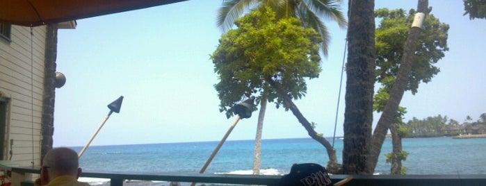 Kona Canoe Club is one of Real World Hawaii ~ Big Island.