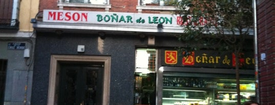 Boñar De Leon is one of Madrid.
