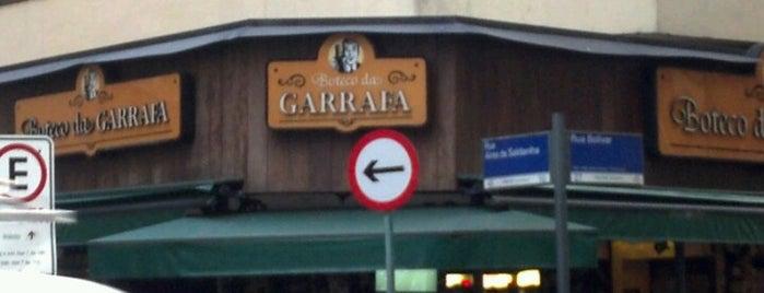 Boteco da Garrafa is one of Para conhecer.