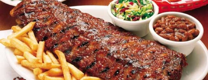 Lucille's Bad To The Bone BBQ is one of Best Boca Raton Lunch Places.