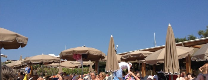 L'Ecrin is one of Cannes - Must do.