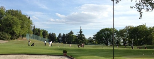 Golf Club Verona is one of Green, tee e palline.