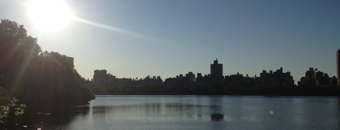 Jacqueline Kennedy Onassis Reservoir is one of Places to visit NYC 2013.