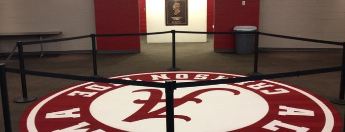 Bryant-Denny Stadium is one of Sporting Venues To Visit.....