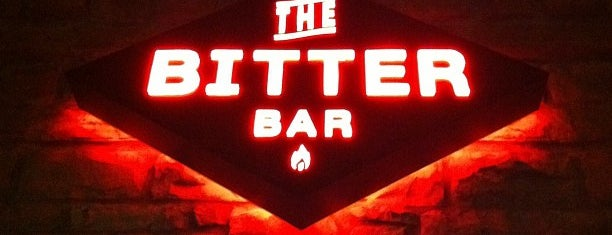 The Bitter Bar is one of guest list.
