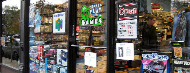People Play Games is one of Best Retrogaming Shops.