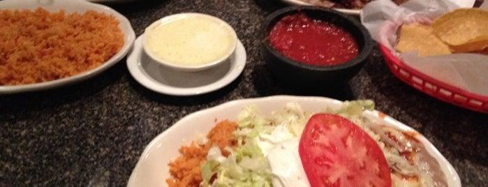 La Nopalera is one of Fave Eats.