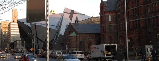 Royal Ontario Museum is one of Cosas por hacer en Toronto.